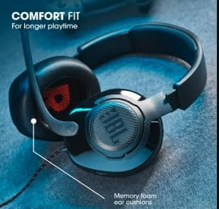 best gaming headphones with mic under 5000 rupees