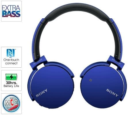 Best SONY Wireless Headphones under 10000