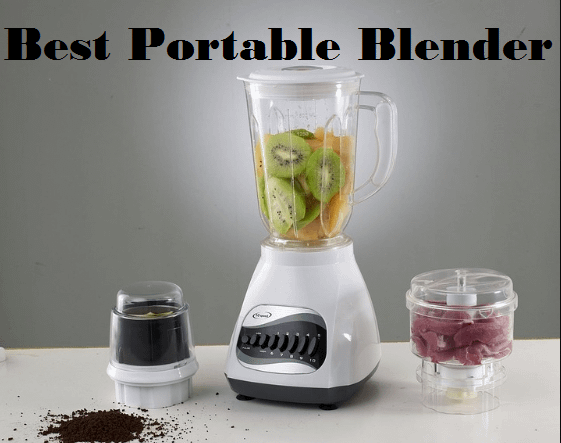 Best Portable Blender  – Reviews, Recommendations and Buying Guide 2020